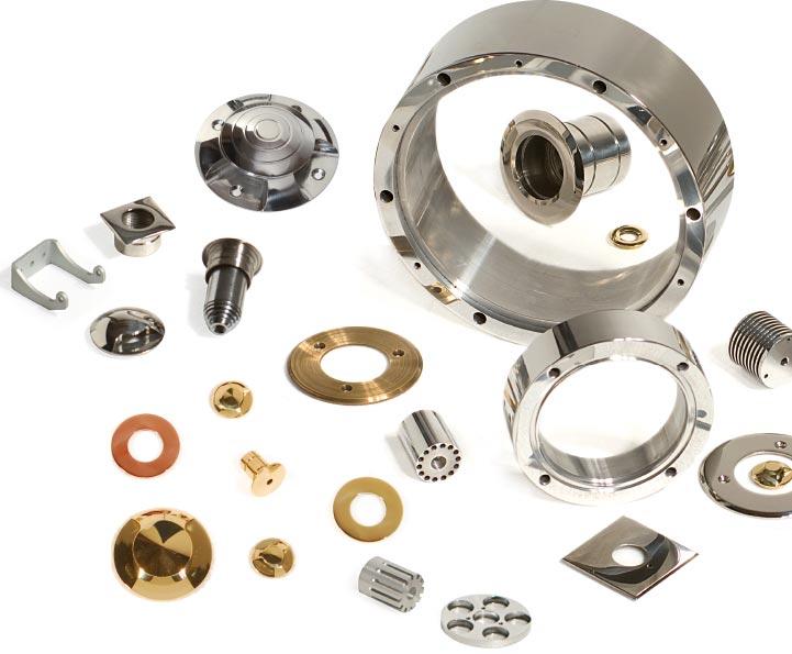Officine meccaniche di precisione lavorazione meccanica precisione - img01
